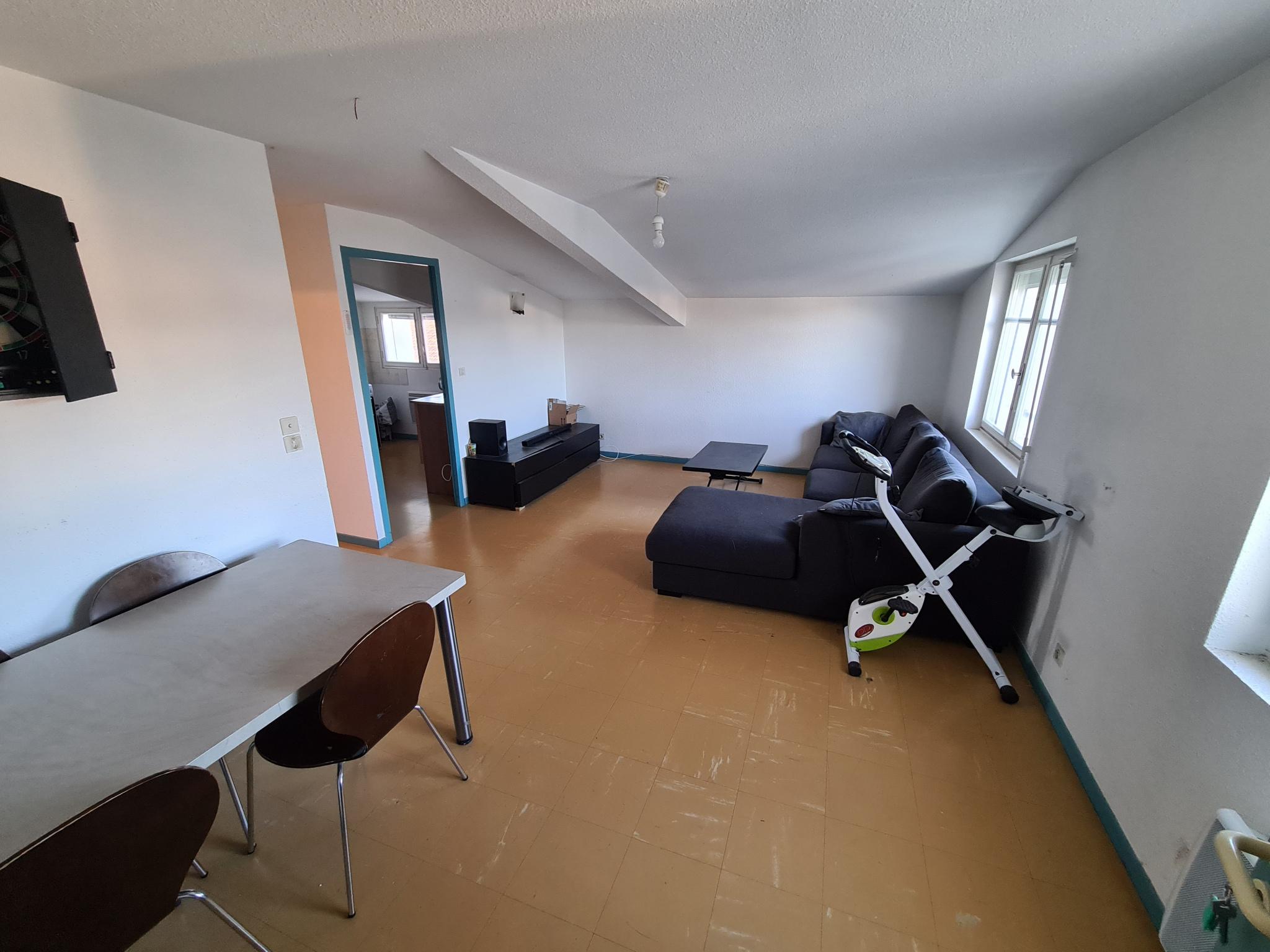 Appartement n°2 étage 66 m²