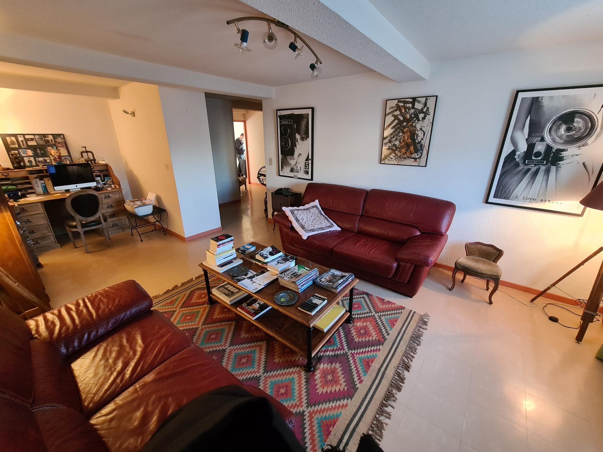 Appartement n°1 étage 91m²