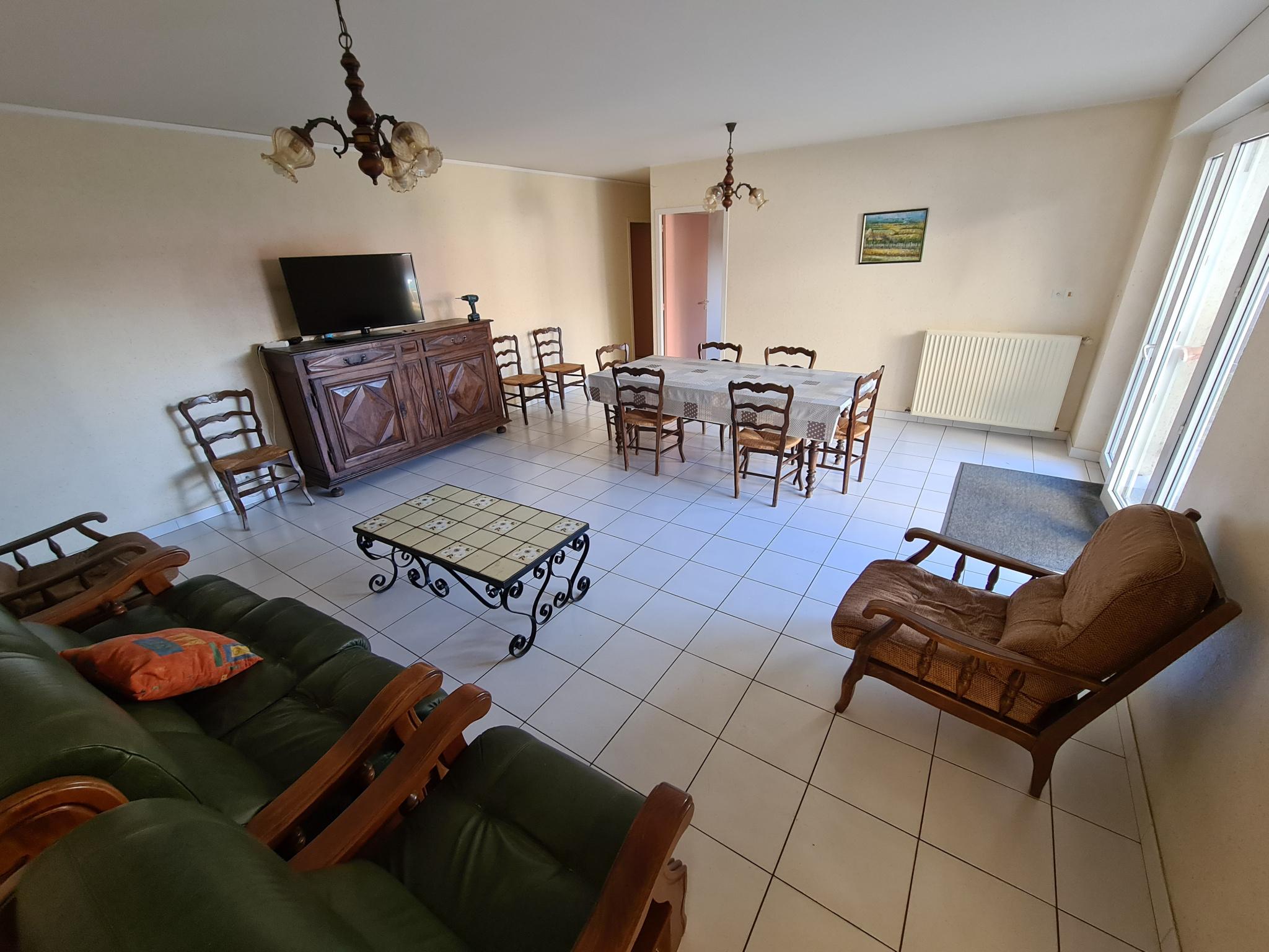 Appartement n°3 RDC 86 m²